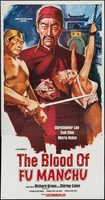 The Blood of Fu Manchu movie poster (1968) picture MOV_657323e0