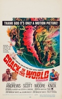 Crack in the World movie poster (1965) picture MOV_65797f7c