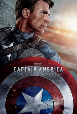 Captain America: The First Avenger movie poster (2011) poster MOV_657c075b