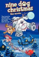 Nine Dog Christmas movie poster (2001) picture MOV_658416fe