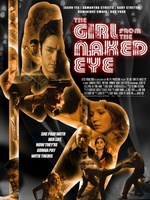The Girl from the Naked Eye movie poster (2011) picture MOV_658d73ce