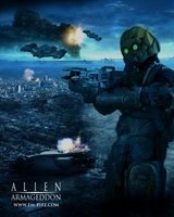 Alien Armageddon movie poster (2011) picture MOV_6599a9e0