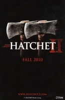 Hatchet 2 movie poster (2009) picture MOV_1acf8167