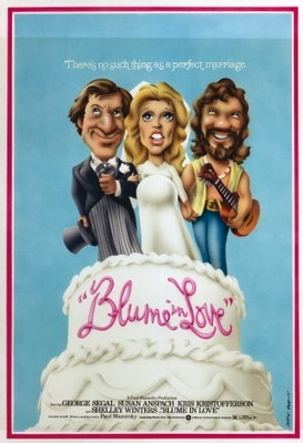 Blume in Love movie poster (1973) poster MOV_65a29774