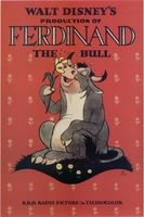 Ferdinand the Bull movie poster (1938) picture MOV_65a521ad