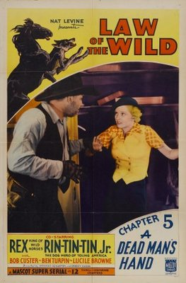 Law of the Wild movie poster (1934) poster MOV_65a6c349