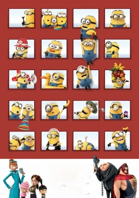 Despicable Me 2 movie poster (2013) poster MOV_65a73885