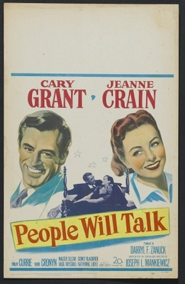 People Will Talk movie poster (1951) poster MOV_65aa8ebd