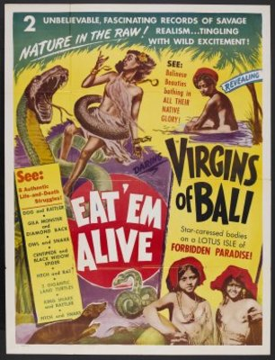 Eat 'Em Alive movie poster (1933) poster MOV_65acc407