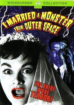 I Married a Monster from Outer Space movie poster (1958) poster MOV_65b03247