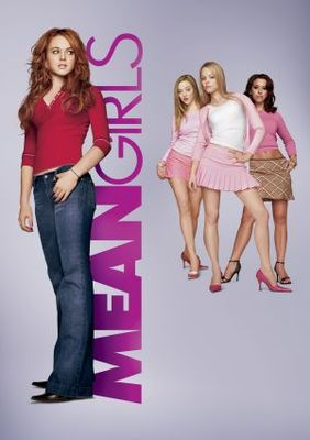 Mean Girls movie poster (2004) poster MOV_65ba64e9