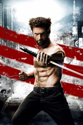 The Wolverine movie poster (2013) poster MOV_65c1eef1
