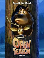 Open Season movie poster (2006) picture MOV_65c5d19d