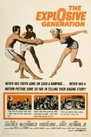 The Explosive Generation movie poster (1961) picture MOV_65cc4dcb