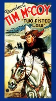 Two-Fisted Law movie poster (1932) picture MOV_65d10e2c