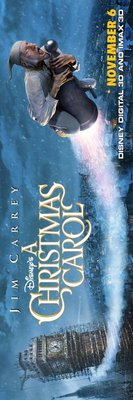 A Christmas Carol movie poster (2009) poster MOV_65da4234