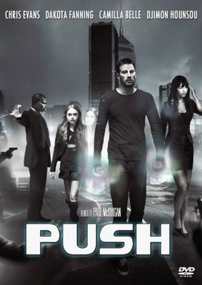 Push movie poster (2009) poster MOV_65dc65e7