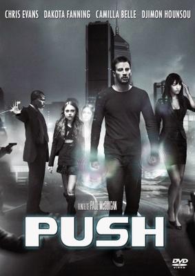 Push movie poster (2009) poster MOV_65dc65e7