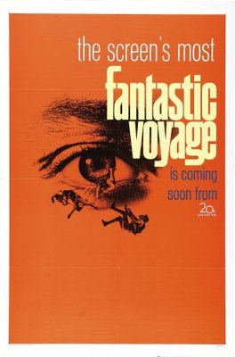 Fantastic Voyage movie poster (1966) poster MOV_65e164e8