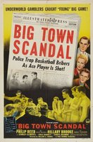 Big Town Scandal movie poster (1948) picture MOV_65e37cc7
