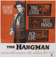 The Hangman movie poster (1959) picture MOV_65ebb27d