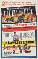 To Hell and Back movie poster (1955) picture MOV_65f1f298