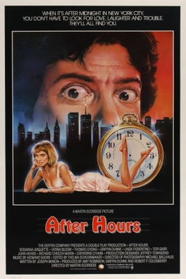 After Hours movie poster (1985) poster MOV_65f55de4