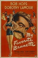 My Favorite Brunette movie poster (1947) picture MOV_65fe6f7c