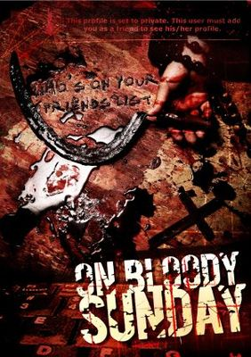 On Bloody Sunday movie poster (2007) poster MOV_65fe7fef