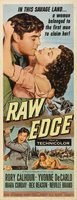 Raw Edge movie poster (1956) picture MOV_66030452
