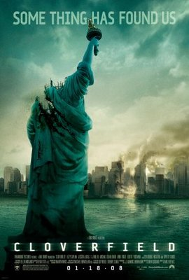Cloverfield movie poster (2008) poster MOV_66063a85