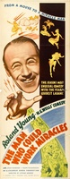 The Man Who Could Work Miracles movie poster (1936) picture MOV_660cd484