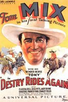 Destry Rides Again movie poster (1932) picture MOV_66114af7
