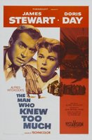 The Man Who Knew Too Much movie poster (1956) picture MOV_66150df2