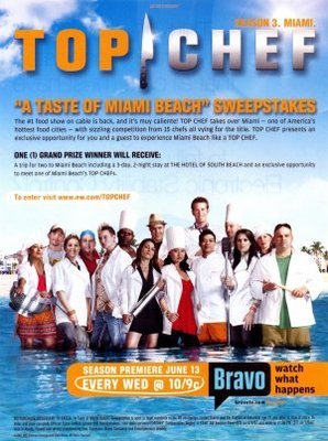 Top Chef movie poster (2006) poster MOV_6617029e