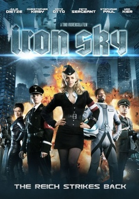 Iron Sky movie poster (2012) poster MOV_6618b1a6