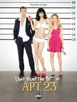 Don't Trust the B---- in Apartment 23 movie poster (2011) picture MOV_661a2224