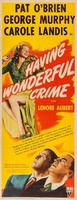 Having Wonderful Crime movie poster (1945) picture MOV_661a5611