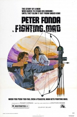 Fighting Mad movie poster (1976) poster MOV_661c8ea1