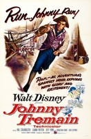 Johnny Tremain movie poster (1957) picture MOV_f78a84fa