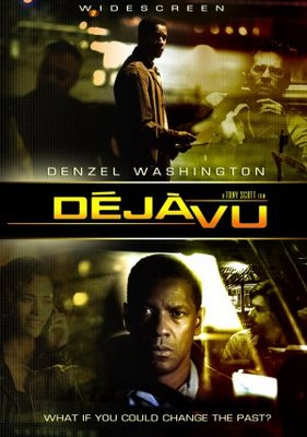 Deja Vu movie poster (2006) poster MOV_66233660
