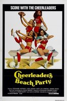 Cheerleaders' Beach Party movie poster (1978) picture MOV_66254b74