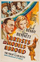 Artists and Models Abroad movie poster (1938) picture MOV_6627b7cc