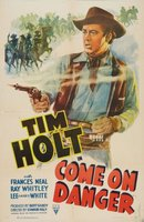 Come on Danger movie poster (1942) picture MOV_6629d372