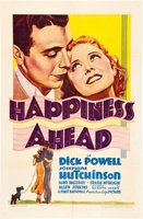 Happiness Ahead movie poster (1934) picture MOV_662cc677
