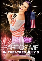 Katy Perry: Part of Me movie poster (2012) picture MOV_c493e1b9
