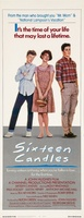 Sixteen Candles movie poster (1984) picture MOV_663fddae
