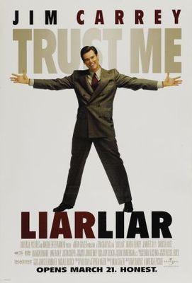 Liar Liar movie poster (1997) poster MOV_6641ffed