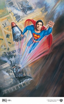 Superman IV: The Quest for Peace movie poster (1987) poster MOV_6643453e