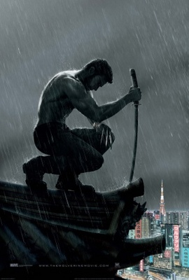 The Wolverine movie poster (2013) poster MOV_66444594
